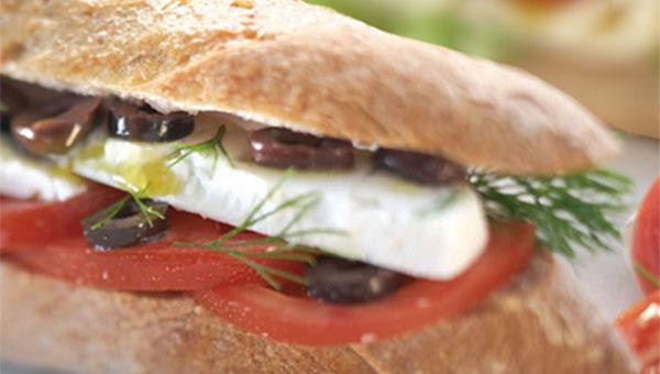 100. Greek Salad