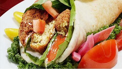 370. Wrap Falafel