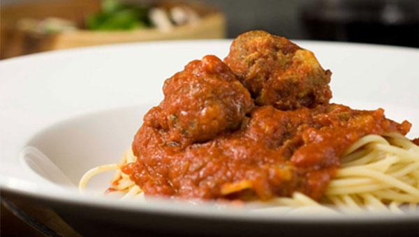 047. Spaghetti Meatballs