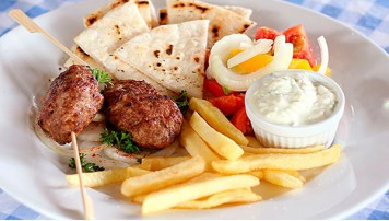 061. Lamb Kebab