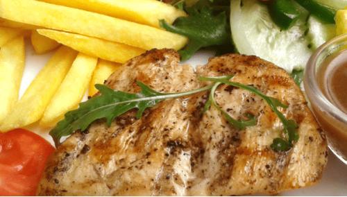 074. Chicken Fillet