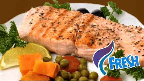 079. Grilled Salmon Fillet
