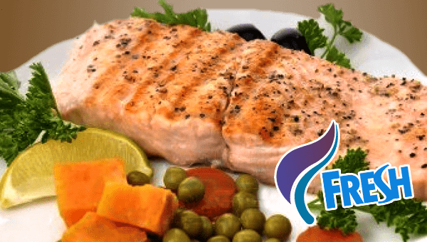 079. Grilled Salmon Fillet