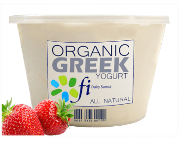 GREEK ORGANIC YOGURT