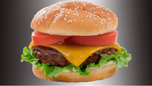 201. Cheeseburger