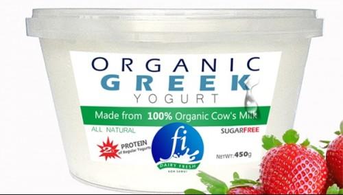 701. Organic   Greek Yogurt