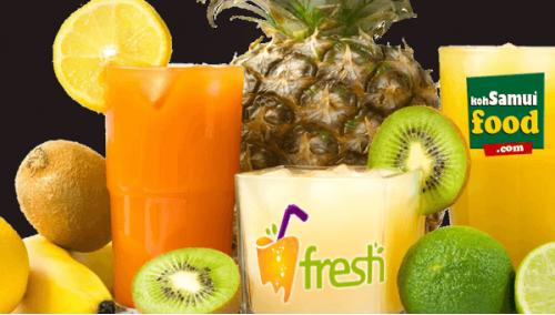 512. Mixed Fruit Juice