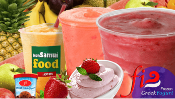517. Frozen Yogurt Smoothie