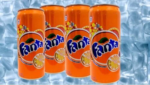 502. Fanta Orange