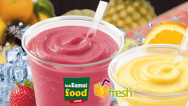 515. Mixed Fruit Shake