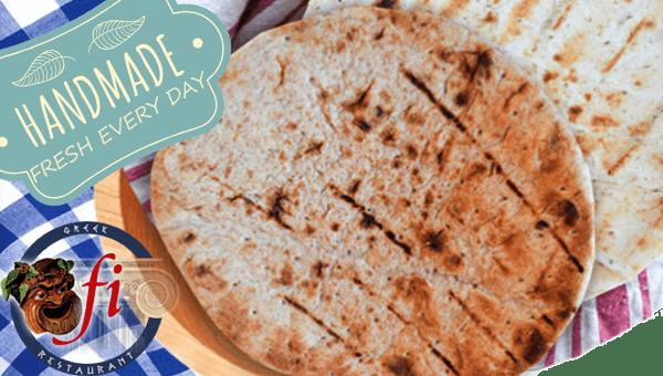 014 Pita Bread (Grilled)