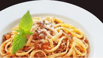 043. Spaghetti Bolognese