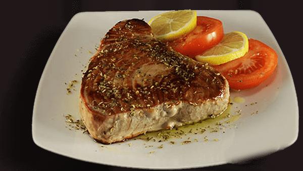 Тунец красный рецепты приготовления