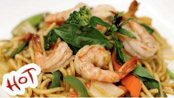 046. Thai Spaghetti  Kee Mao