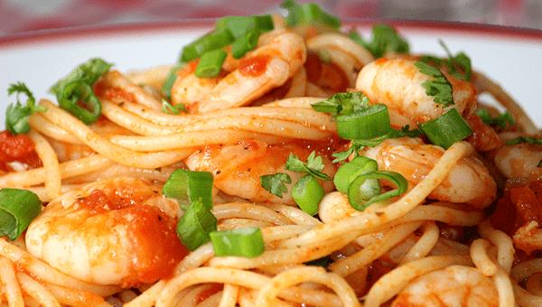 048. Prawn Pasta